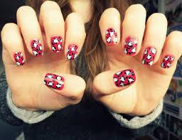 how print your cheetah nail designs 2016 latest nail art designs