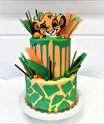 Lion King Baby Shower Cake Ideas - gallery pardon my french