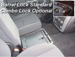 Dodge Gun Vaults 1014 Console Vault Gmc Sierra 1500 Hand Gun Safe Auto Safe