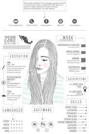 graphic resume examples 100 great graphic design resume examples