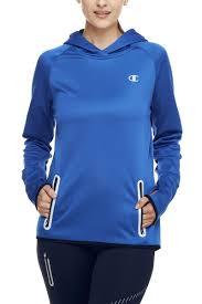 champion powertrain fleece hoodie c1673h