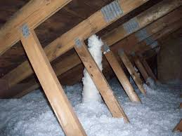 attic insulation installation upgrade your attic insulation