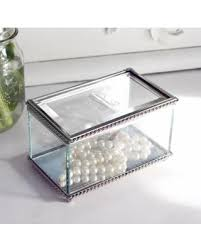 personalized jewelry box pre black friday special personalized beveled glass jewelry box