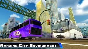 Modern City Modern City Tousrist Bus 3d Android Apps On Google Play
