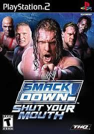 wwe games wwe smackdown shut your mouth wikipedia
