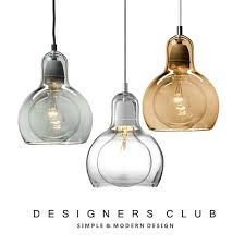 Modern Pendant Light Fixture Modern Pendant Light For Kitchen Big Bulb L Shade Globe Glass