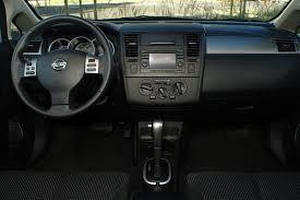 nissan tiida hatchback interior 04 11