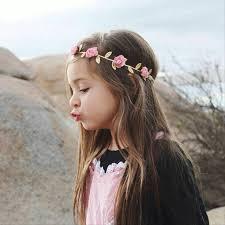 boys hair crown aliexpress com buy 1pc new fashion kids girls boys rose flower