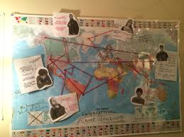 Hunger Games World Map by Four Diamonds Mini Thon Mini Thon Workshop Idea Page