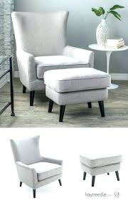 Matching Chair And Ottoman Slipcovers Chair And Ottoman Slipcovers Matching Chair And Ottoman Slipcovers