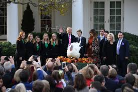 u s washington d c thanksgiving turkey pardoning ceremony
