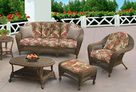 Patio Furniture Seat Cushions by Northcape And Forever Patio Replacement Cushions Wicker Com