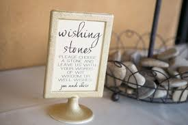 wishing stones wedding your wedding day memories guest books alternatives wedgewood