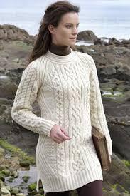 womens tunic sweaters aran crafts sweater womens