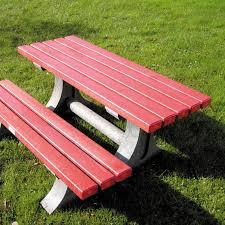 plastic rectangular outdoor table contemporary table recycled plastic rectangular outdoor