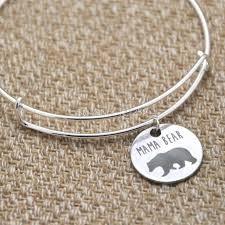 s day charm bracelet charm bracelet bangles silver tone s day gift