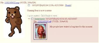 Running Bear Meme - image 286228 smiling man wrongly named memes know your meme