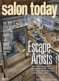 Table Salon Design Interiors Design Salons Of The Year Salon Today