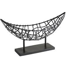 Pier One Imports Kitchen Table by Nomad Black Weave Metal Boat Basket Pier 1 Imports