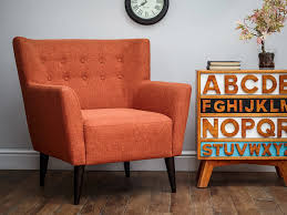 Upholstered Armchair by Alexa Upholstered Armchair Living It Up