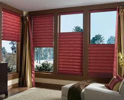 create a peaceful ambient with roman shades interior design