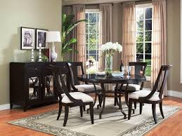 Dining Room Table Refinishing Dining Room Furniture Buffet Brown Wooden Round Table Refinish