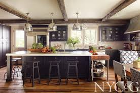 interiors kitchen a bronxville kitchen gets a modern makeover from dunn tighe
