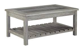 Grey Wood Coffee Table Coffee Tables White Wash Finish Coffee Tables Distressed Coffee