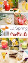 best 25 spring cocktails ideas on pinterest cocktail cocktails