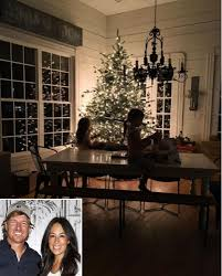 celebrities u0027 christmas trees festive holiday decorations 2016