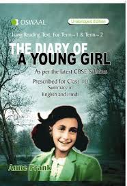 diary of a young term 1 u0026 2 summary in english u0026 hindi for