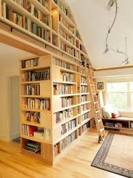Bookcase Ladder Kit by Floor To Ceiling Bookcase Plans Home Design Ideas