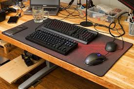 Gaming Desk Mat The Large Rog Sheath Gaming Mat Made Me Rethink My Mouse Pad