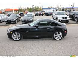 bmw z4 2008 jet black 2008 bmw z4 3 0si coupe exterior photo 55254334