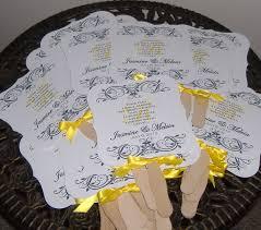 paper fans for wedding wedding fan wedding fans wedding program paper fan