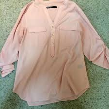 ivanka blouse best ivanka pale peachy pink blouse with gold buttons 20