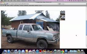 Craigslist Nj Furniture By Owner by Craigslist Used Trucks Pick Up Truck Beds Pickup Truck Salvage