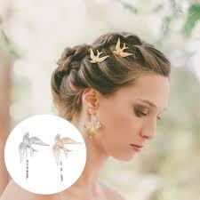 aliexpress buy tomtosh fashion bird hairpin hair ornaments