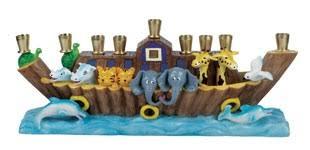 ceramic menorah noah s ark ceramic menorah great prices free shipping