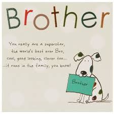 free printable birthday cards for brother birthday card free