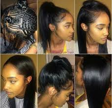 best wayto have a weave sown in for short hair versatile sew in braid pattern looking for hair extensions to