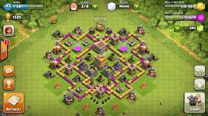 layout coc town hall level 7 image sss jpg clash of clans wiki fandom powered by wikia