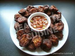 claclo de banane beignets ivoiriens jeannette cuisine cuisine