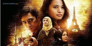 poster film romantis indonesia 5 film islami terbaik indonesia paling terlaris wartainfo com