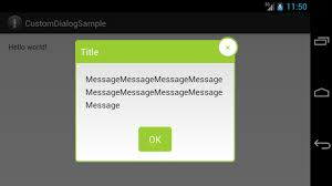 dialog android android tutorial custom dialog fragment android developer tutorial