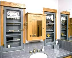 Bathroom Medicine Cabinets Ideas Medicine Cabinet With Electrical Outlet Bathroom Vanity Light