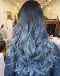 hombre style hair color for 46 year old women 21 bold and beautiful blue ombre hair color ideas blue ombre