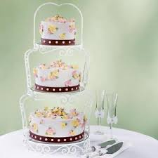 3 tier wedding cake stand wilton graceful tiers cake stand wedding cake stand 3 tier