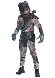 interactive halloween costumes predator costumes alien vs predator costume