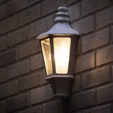 Garden Wall Lights Patio External Lantern Wall Lights Outdoor L Lights Outside Wall